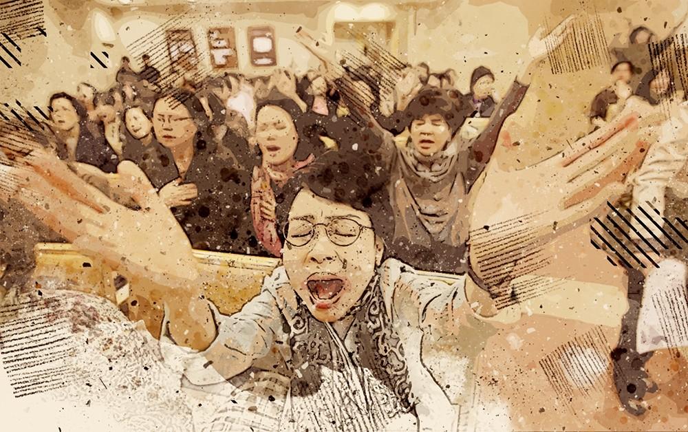 Коронавирус: в Южной Корее болезнь распространяют сектанты