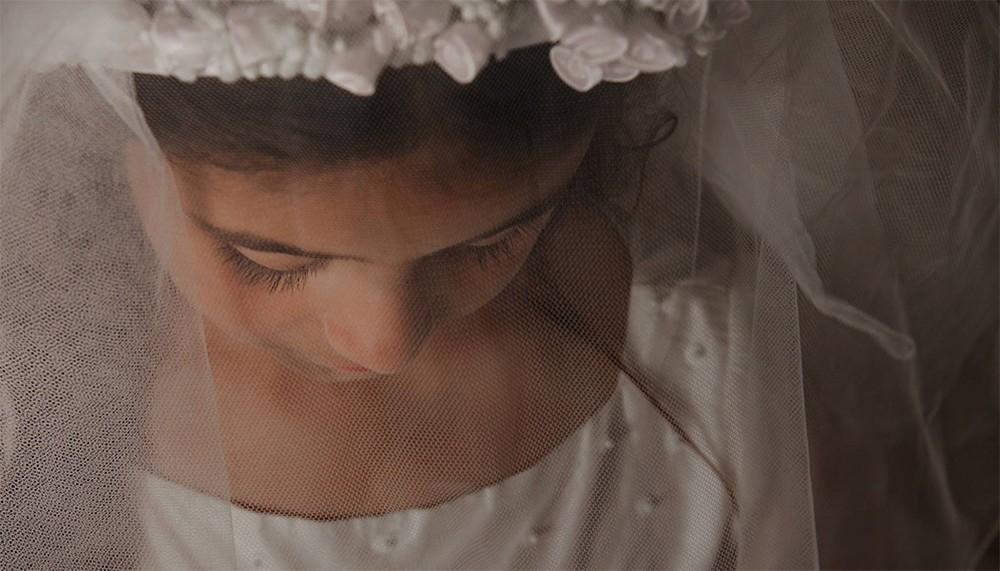 юная невеста