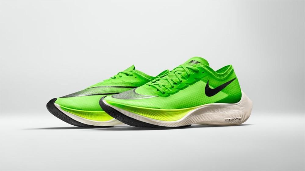 Кроссовки Nike Vaporfly, ускоряющие бег, чуть не приравняли к допингу и не объявили вне закона