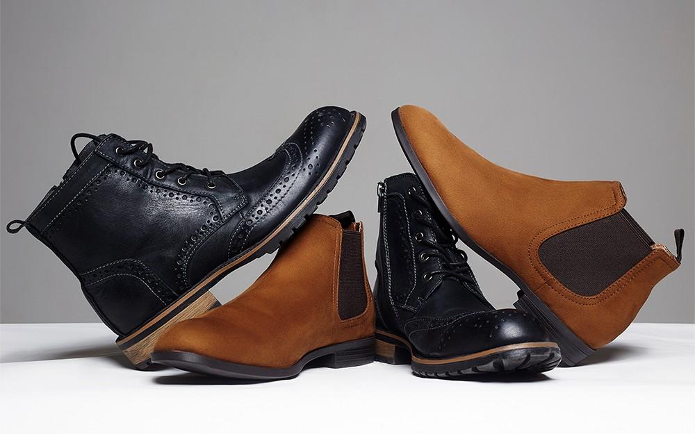Гид по мужской обуви: 15 самых популярных моделей