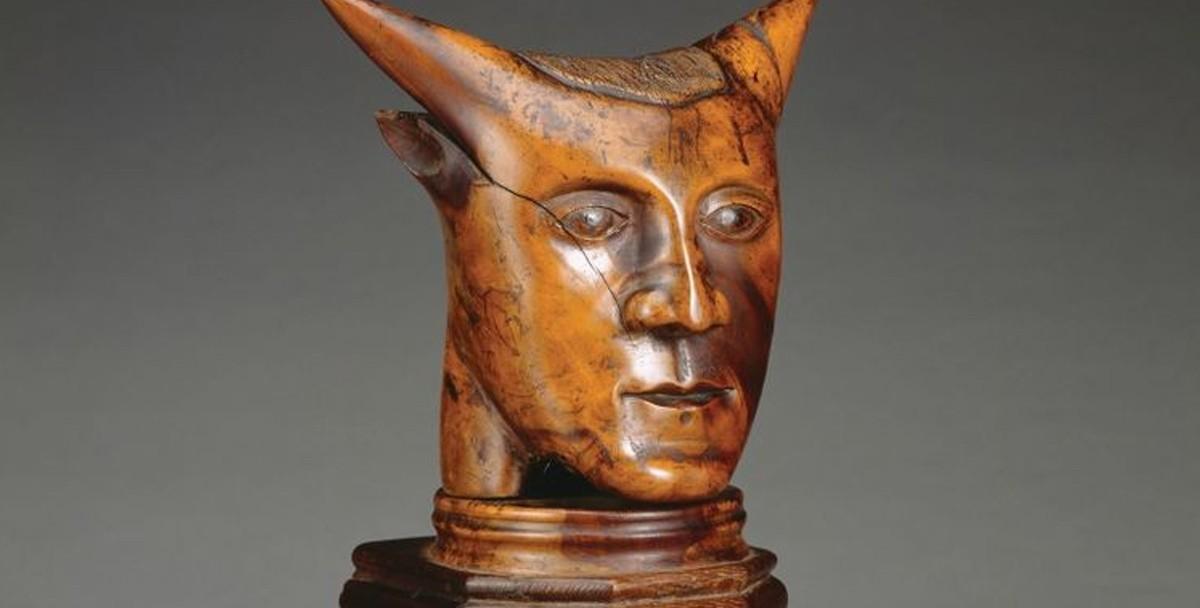 Скульптура «Голова с рогами», приписываемая Гогену и купленная за миллионы долларов, оказалась фейком
