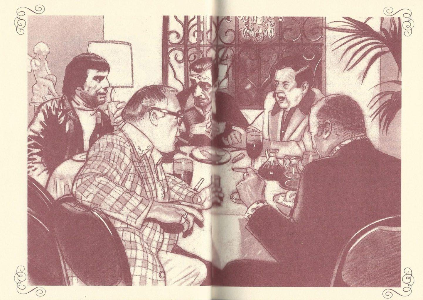 Паста «Маринара», или Немного о кулинарных предпочтениях мафиози