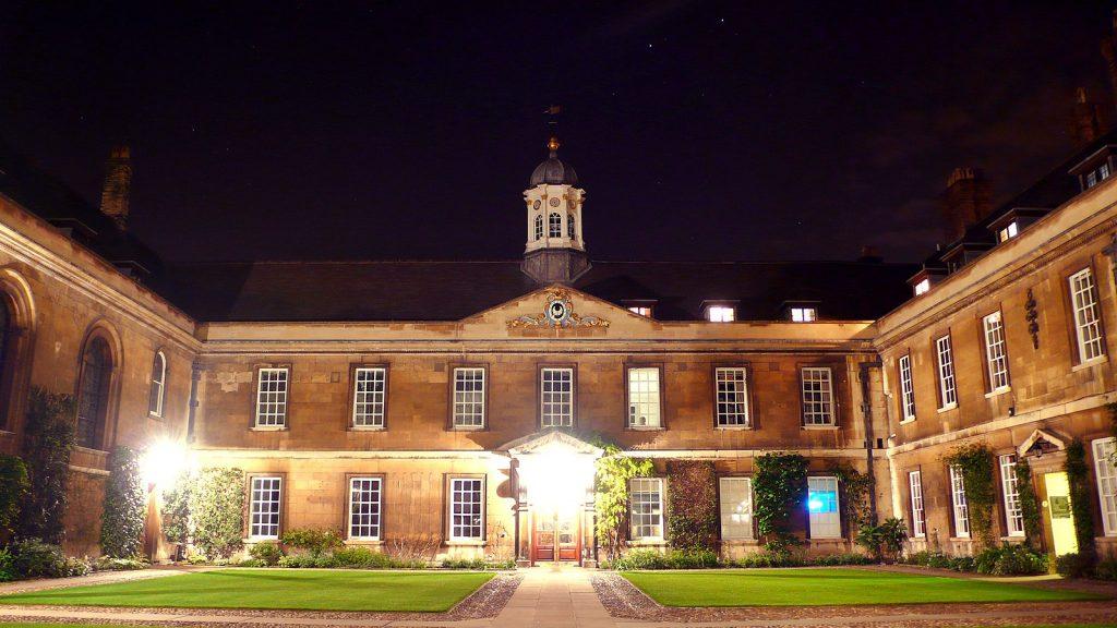 Тринити холл, Кембридж