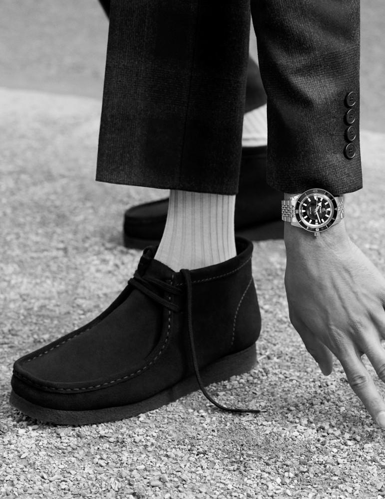 часы и обувь Clarks Rado