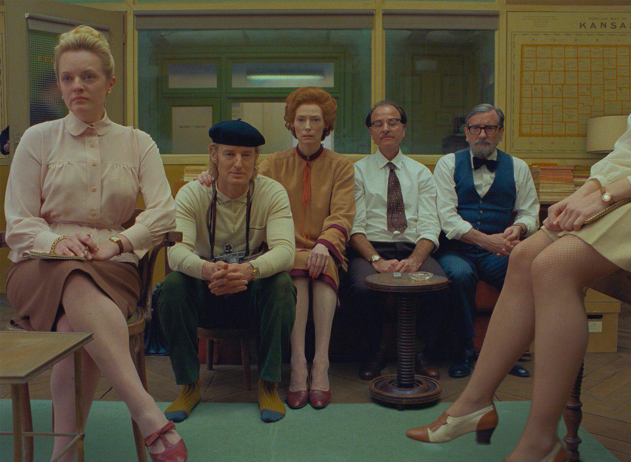 Новый фильм Уэса Андерсона: первые кадры и постер «Французского диспетчера»