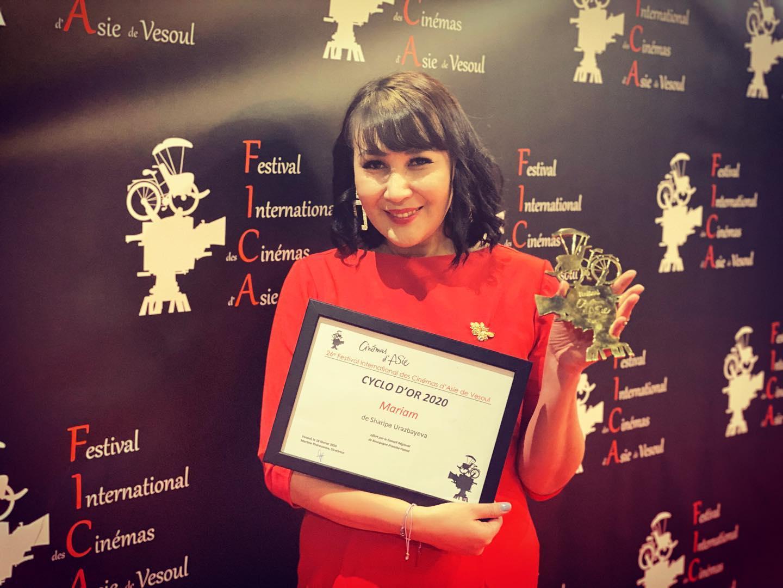 Впервые за всю историю фестиваля: фильм женщины-режиссера Шарипы Уразбаевой получил Гран-при кинофестиваля в Везуле