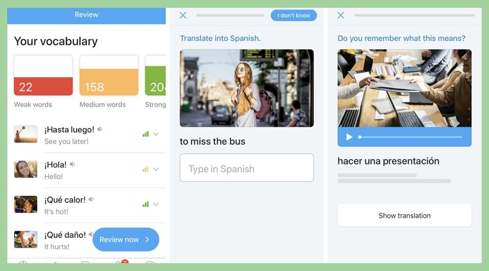 Лучшие приложения для самостоятельного изучения языков