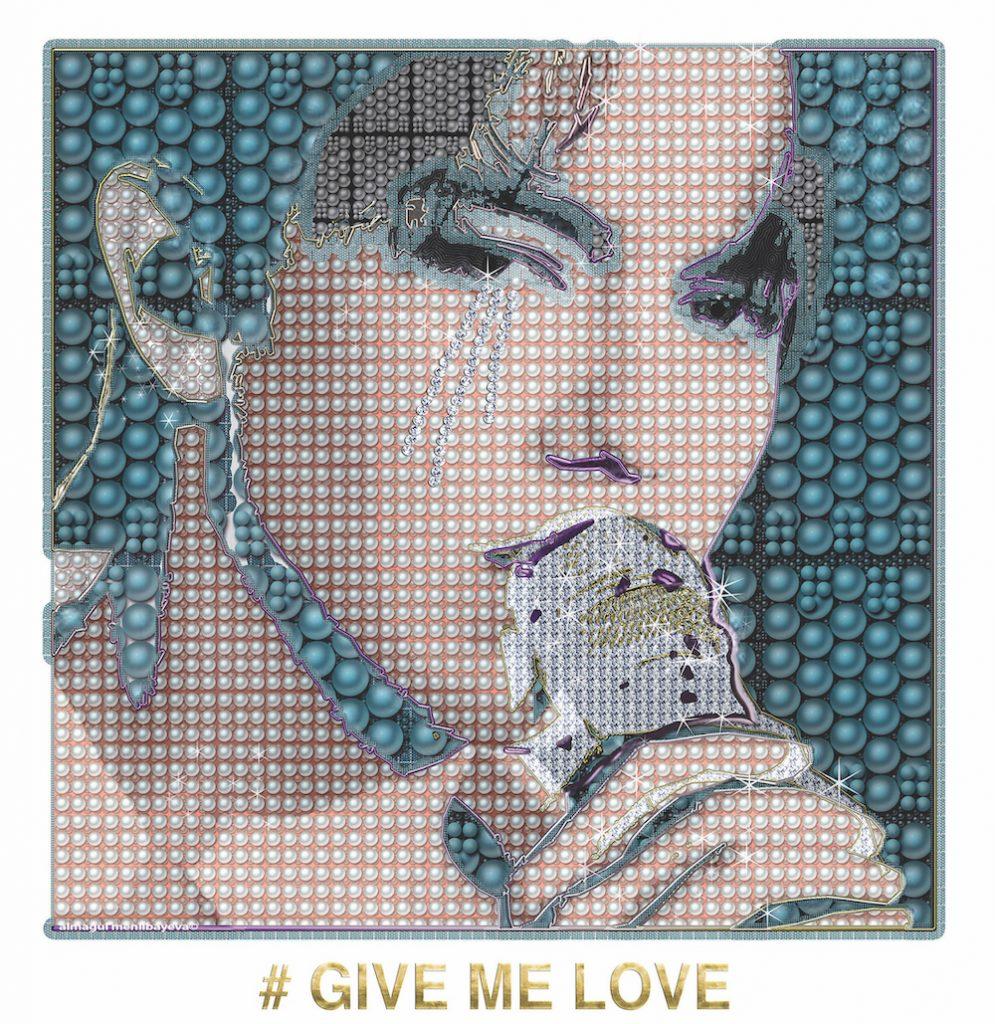 #Give me Love Алмагуль Менлибаева