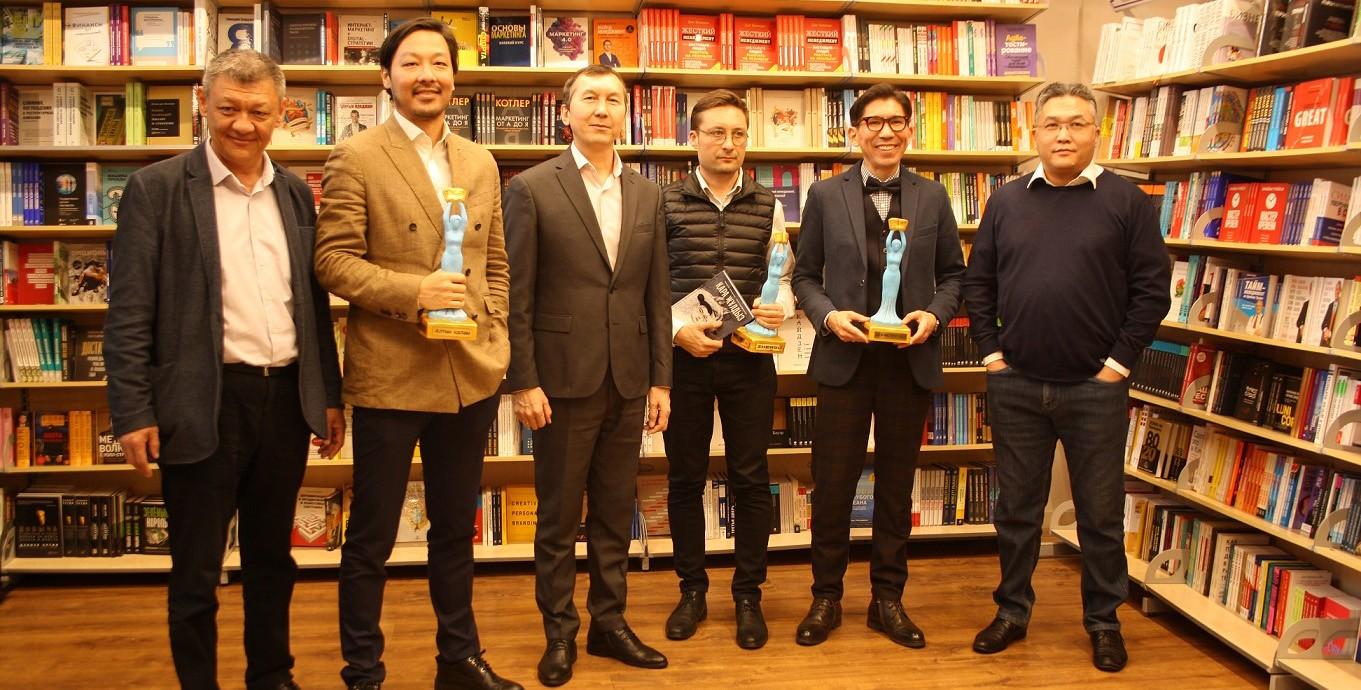 Литературный «Оскар» вручили в Алматы