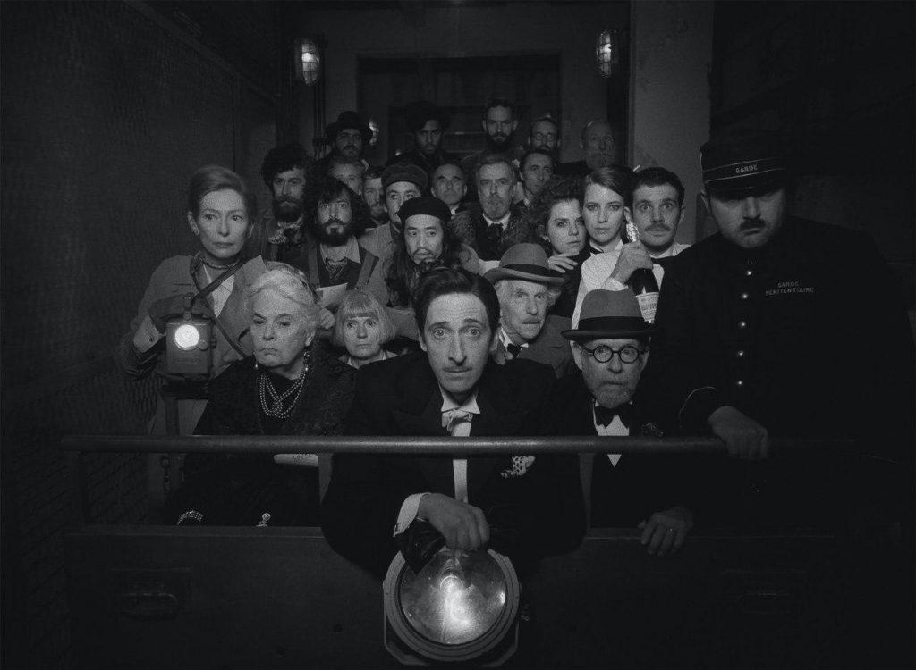 Французский диспетчер кадр из фильма