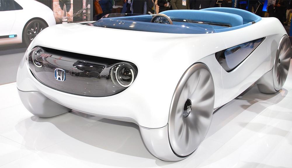 Honda Augmented Driving Concept