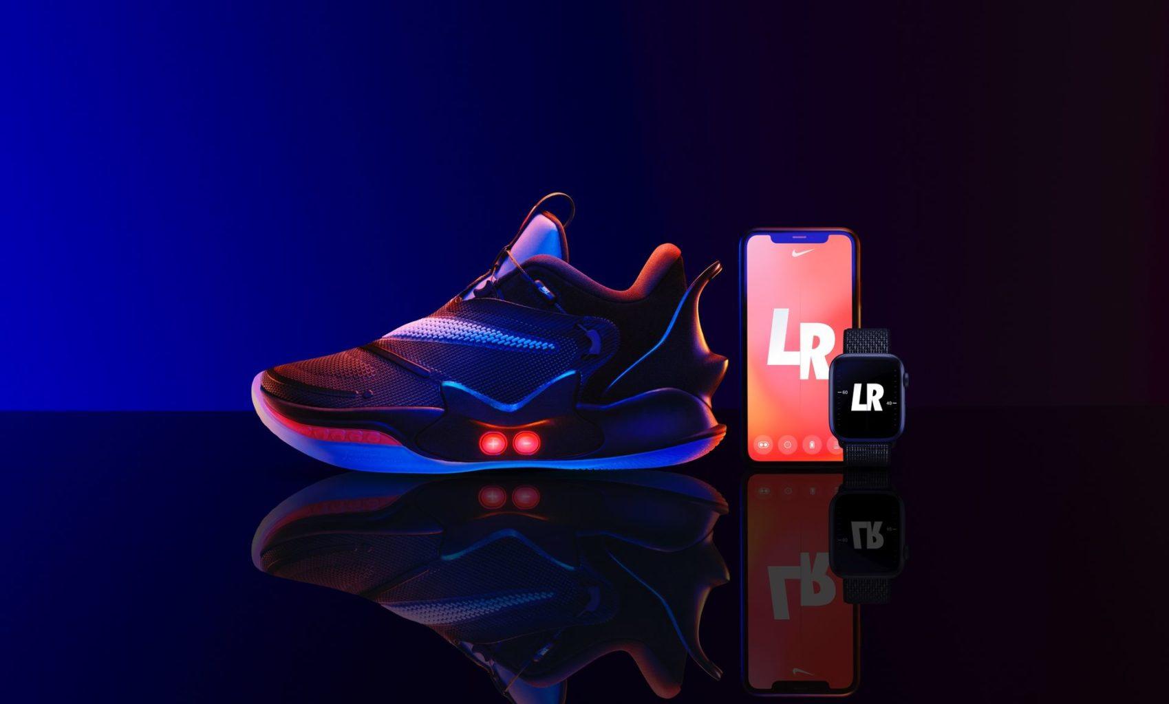 Adapt BB 2.0: стартовали продажи «умных» кроссовок от Nike