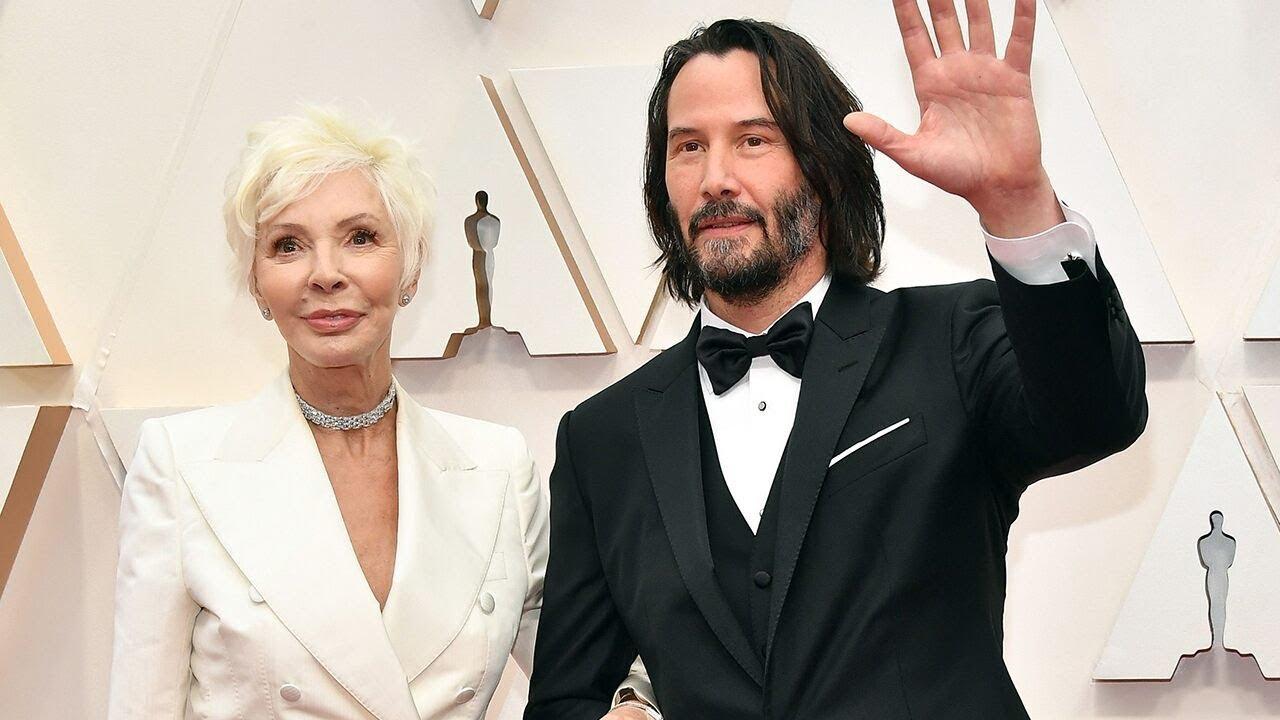 Киану Ривз с мамой, а Леонардо ДиКаприо впервые с девушкой: кто с кем был на «Оскаре»
