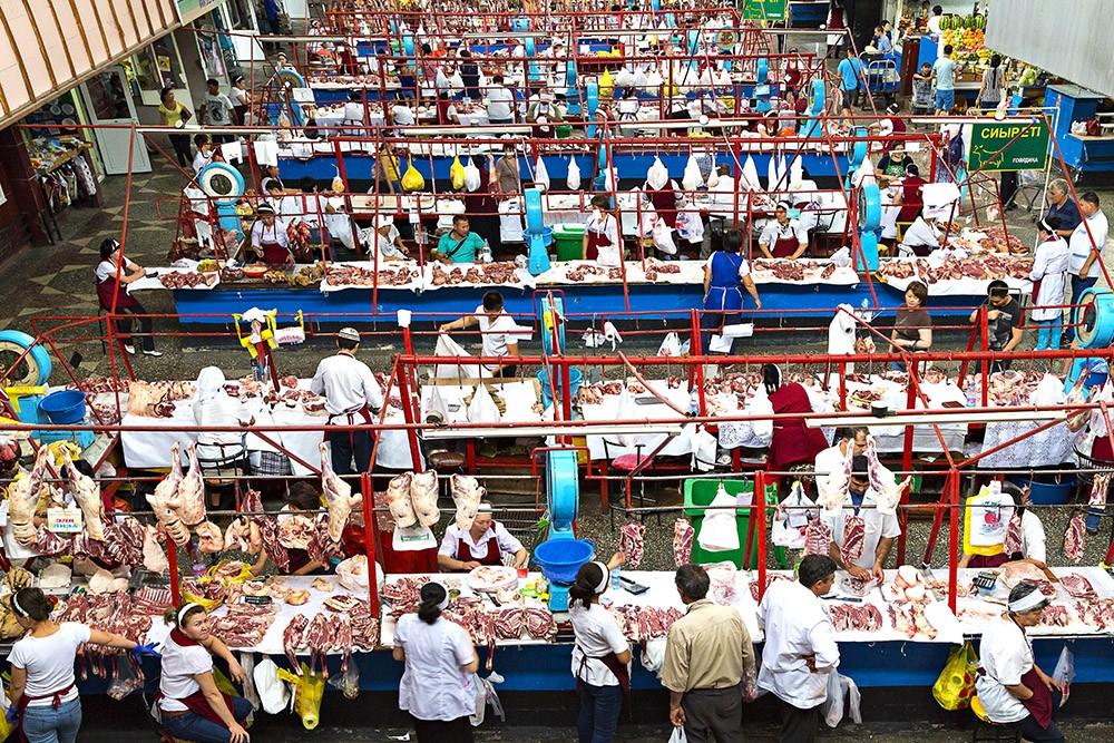 Руслан Даленов считает, что цены на продукты расти не будут