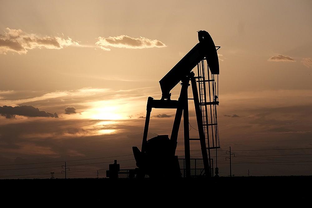 нефтяная вышка снижение спроса
