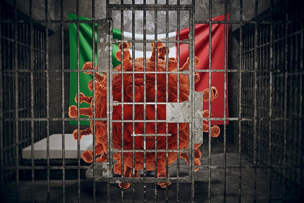В итальянских тюрьмах бунт из-за коронавируса, уже погибли 7 человек