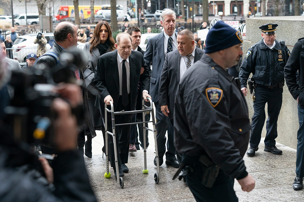 Адвокаты просят Харви Вайнштейна назначить 5 лет тюрьмы вместо обещанных 29-ти