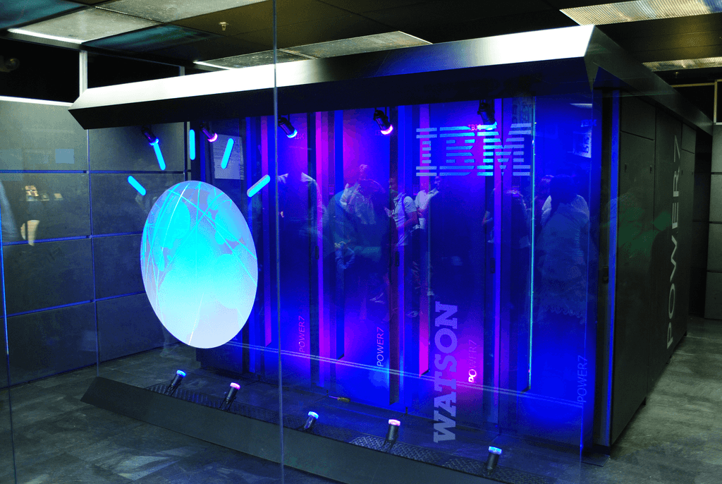 компьютер Watson IBM