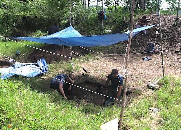 Мексиканский фермер нашел древнее поселение майя