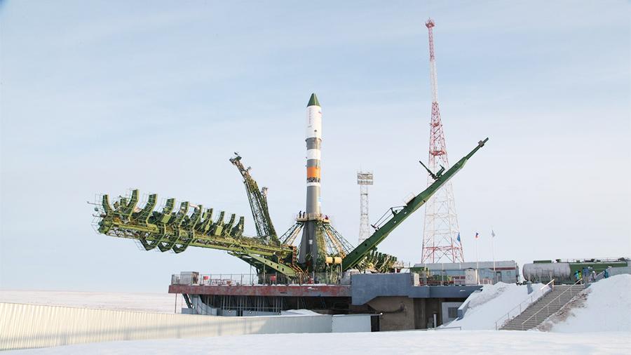 Безлюдный Байконур: запуск «Союза МС-16» впервые пройдет без журналистов и туристов