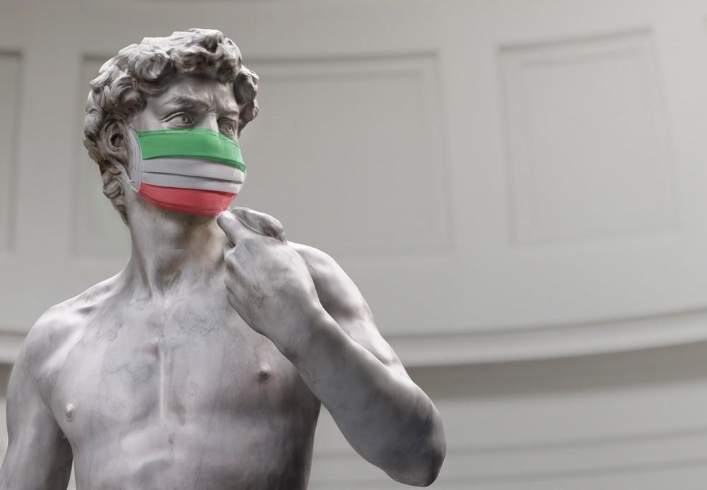 В Италии отмечают спад распространения COVID-19