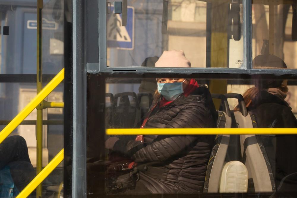 Украина карантин женщина
