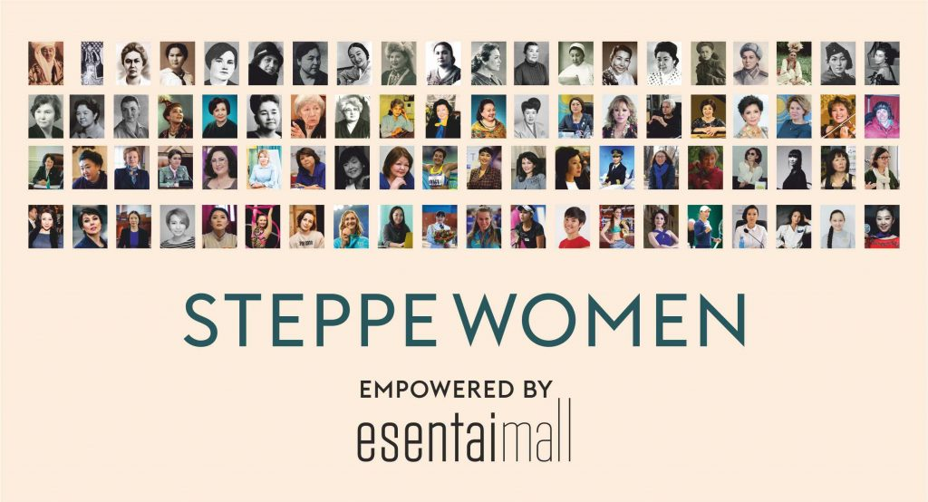 steppe women