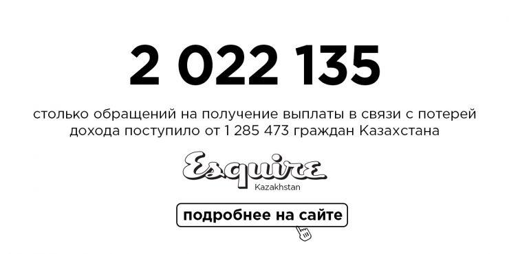 Казахстанцы, получившие выплаты в связи с потерей дохода, существуют. ГФСС отчитался
