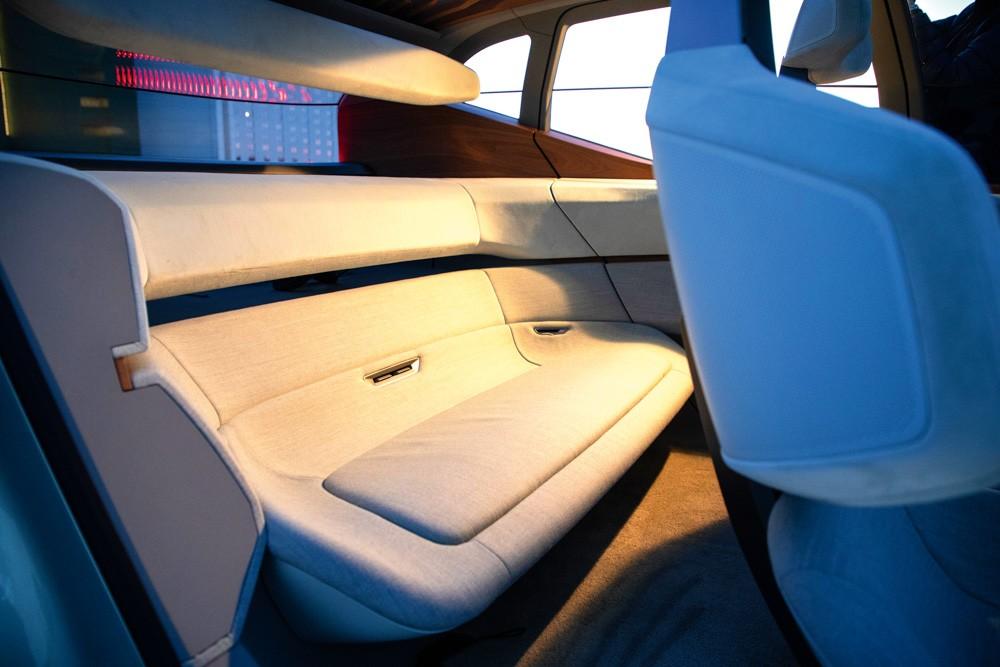 Audi AI: ME сиденья