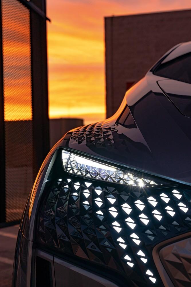 Audi AI: ME фары