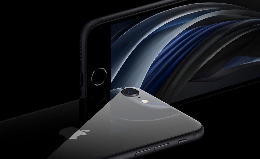 iPhone SE камера