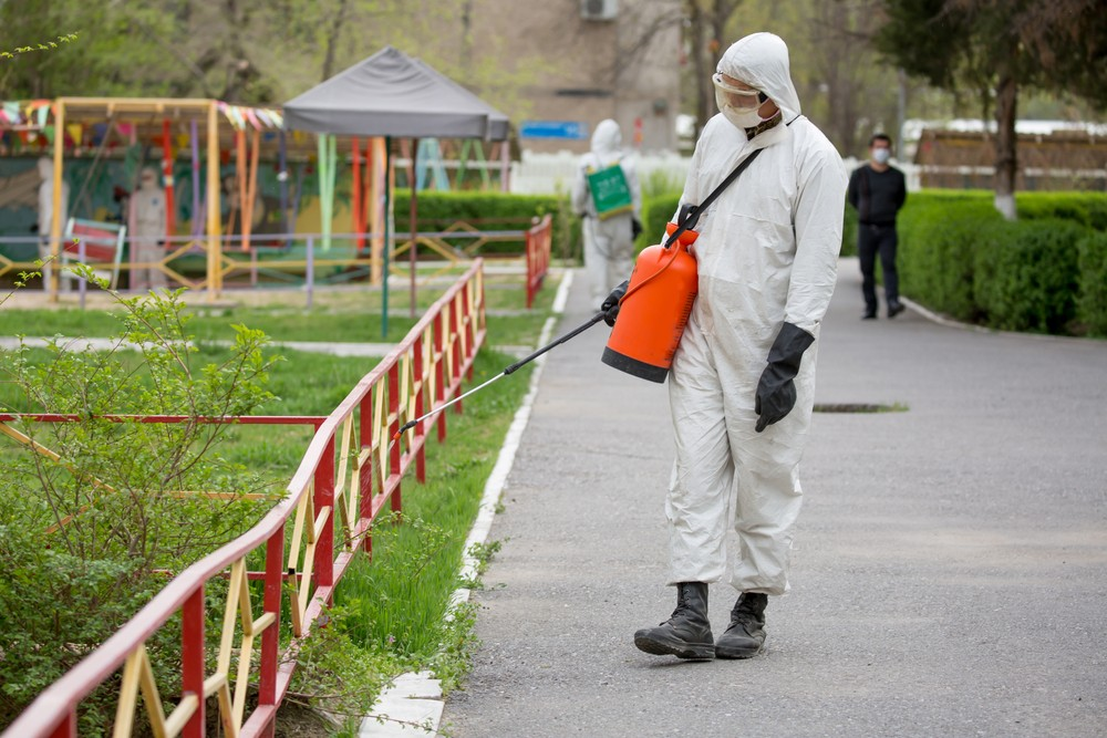 С кого снимут карантин 20 апреля в Алматы