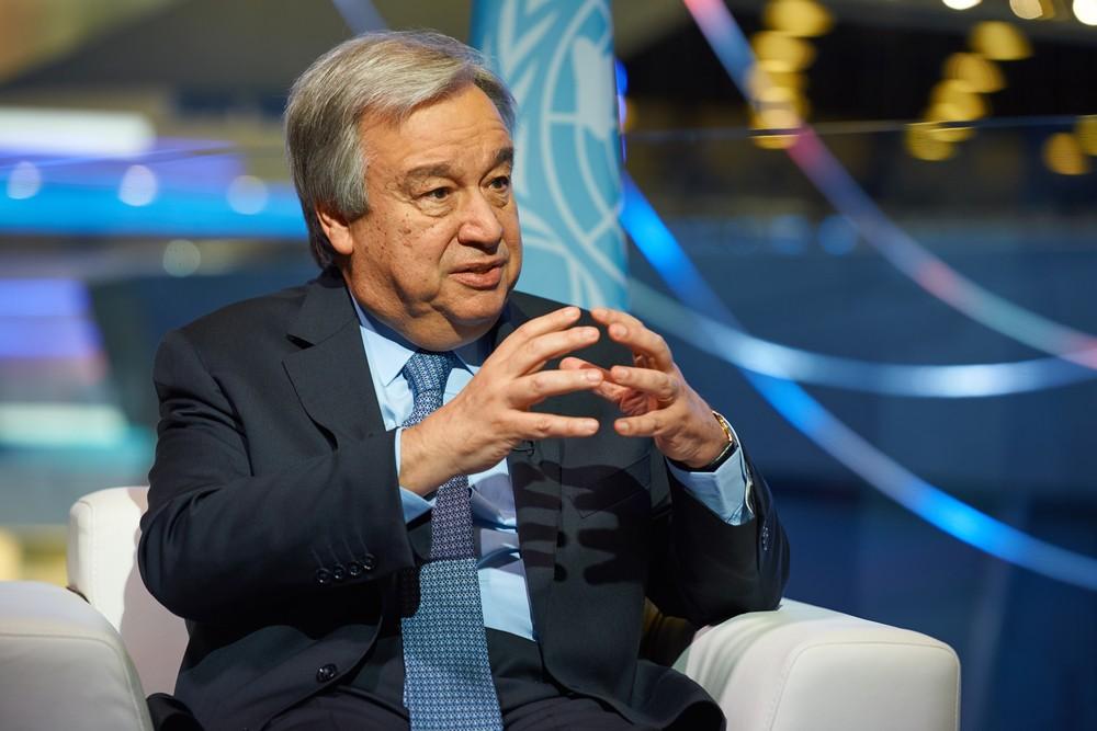 Глава ООН назвал пандемию коронавируса тяжелейшим кризисом со времен Второй мировой