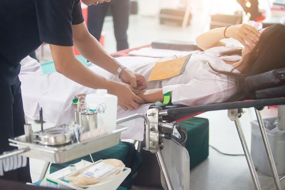 переливание крови Узбекистан коронавирус