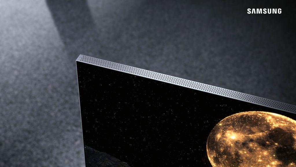 новые флагманские 8К-телевизоры Samsung