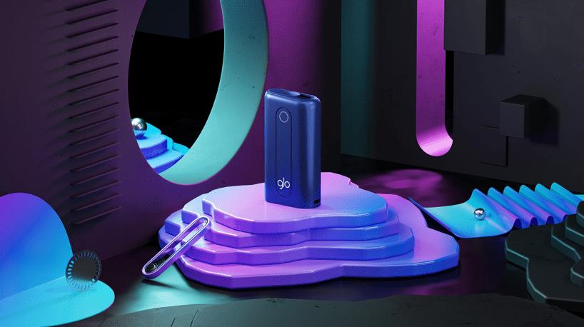 glo™ HYPER Blue