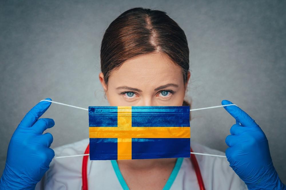 Швеция иммунитет маска врач