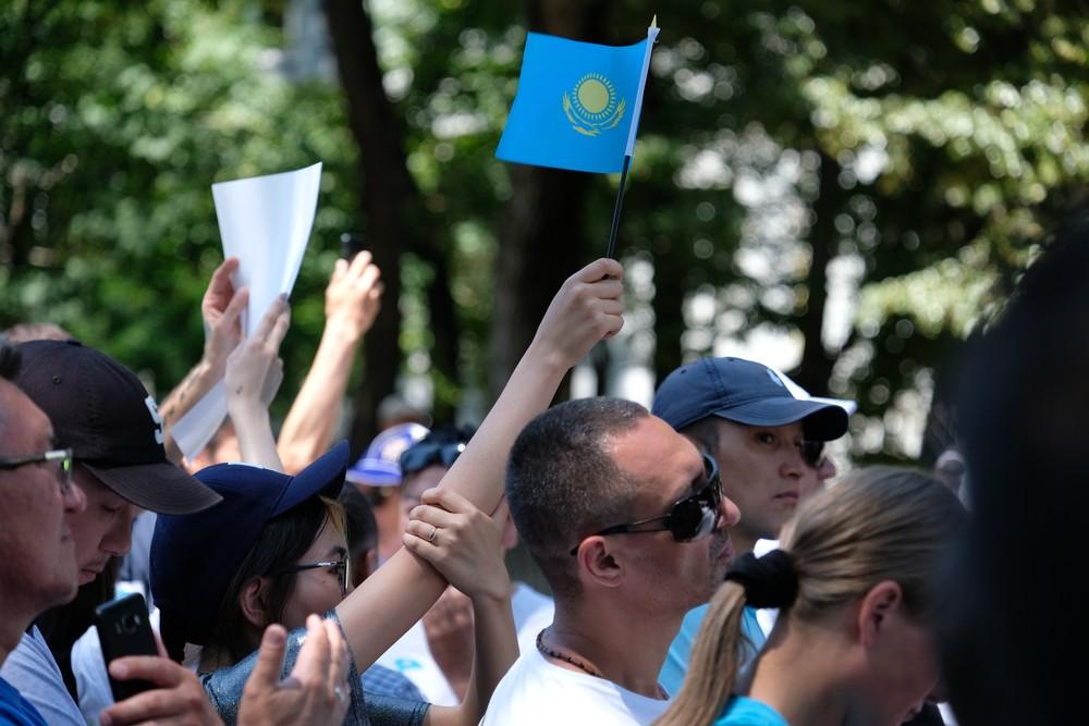 Что разрешает и что запрещает новый закон о митингах в Казахстане