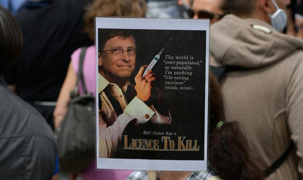 Убить Билла, или Как появляются теории заговора?