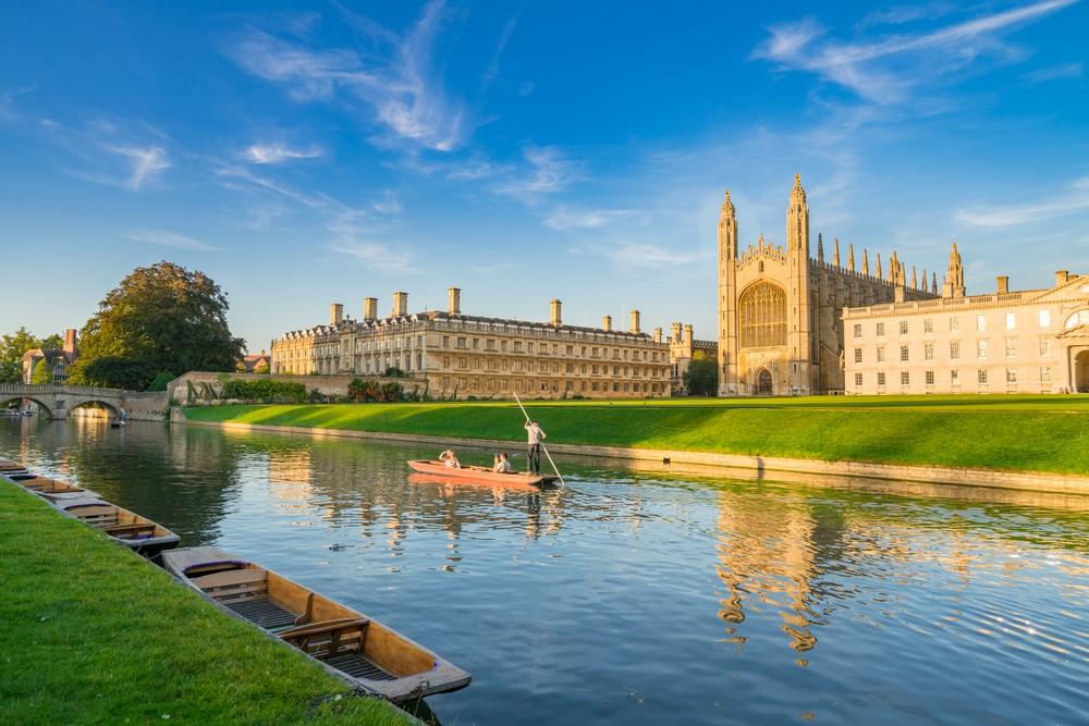 Кембриджский университет отменит занятия коронавирус