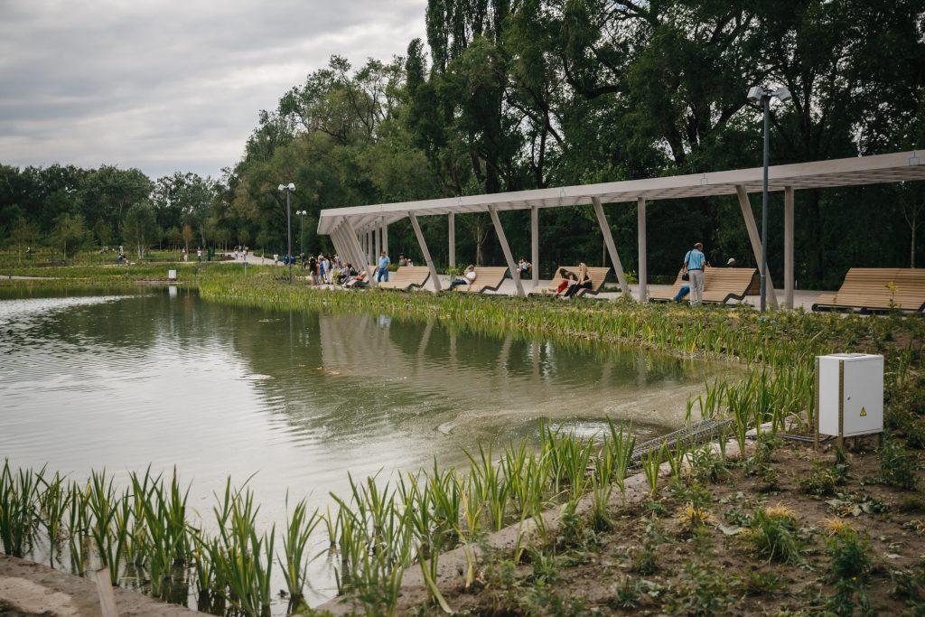 8 главных обновлений Ботанического сада в Алматы