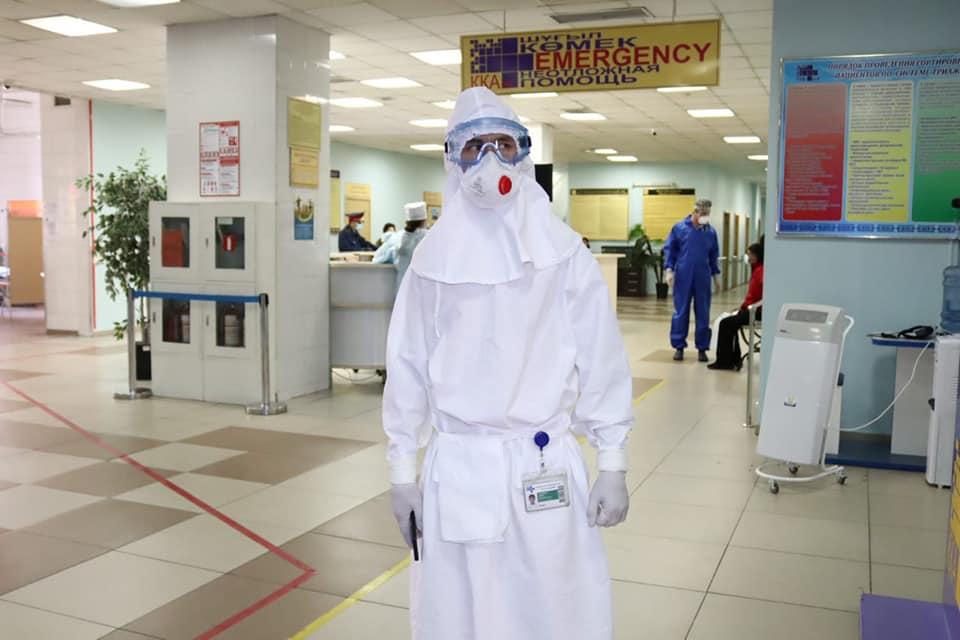 Больницы Алматы