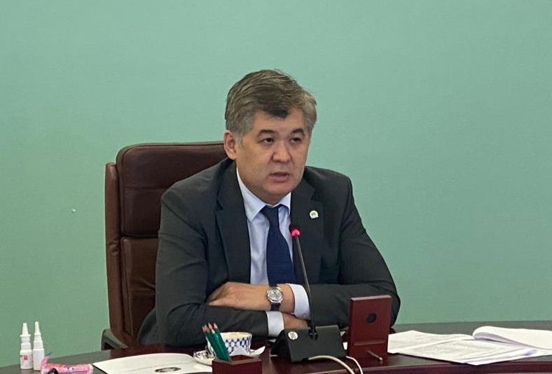 Министр здравоохранения Казахстана подал в отставку