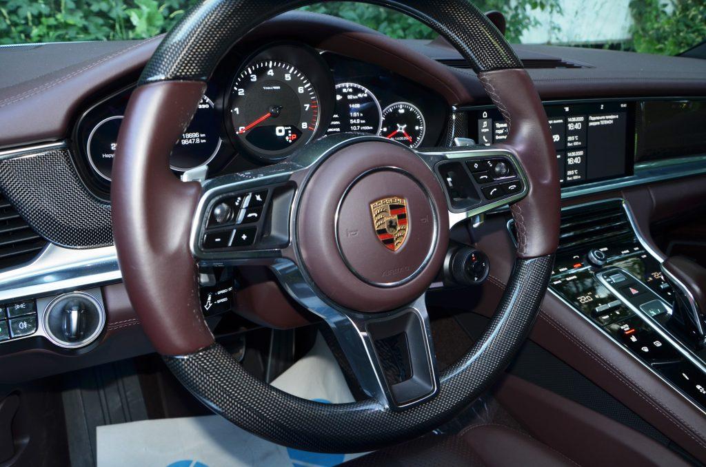 Porsche Panamera: дело привычки