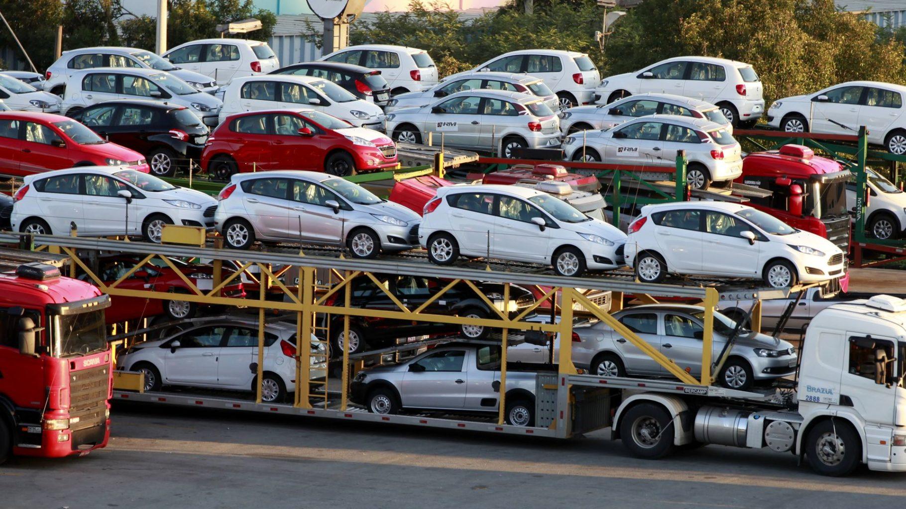 Несмотря на карантин продажи автомобилей в Казахстане выросли
