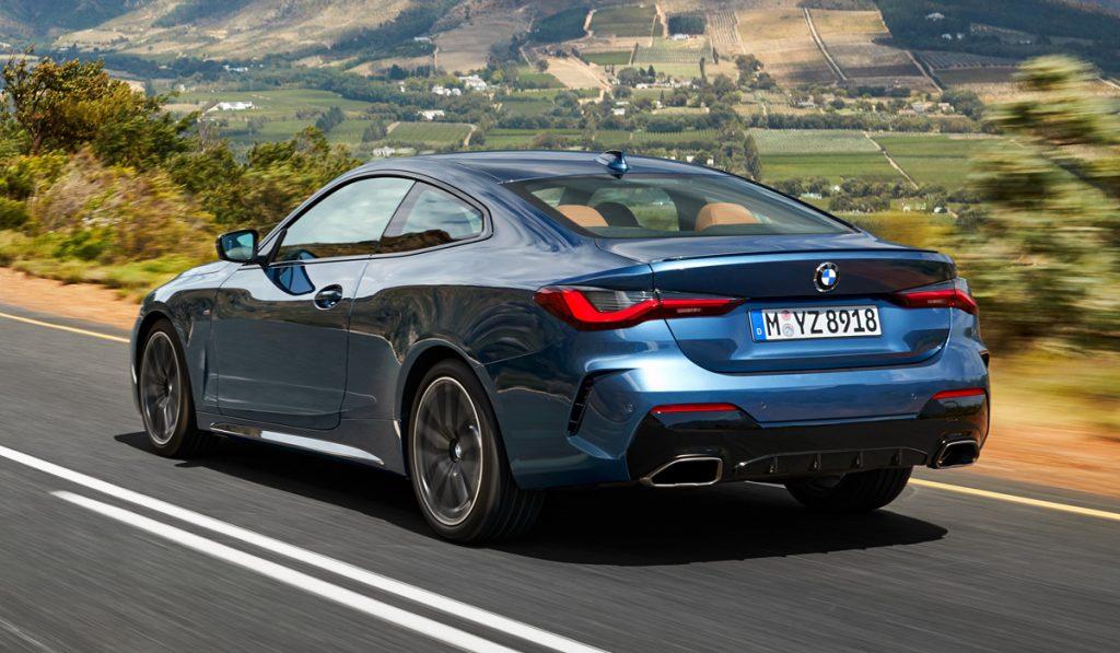 BMW представила 4-Series Coupe нового поколения