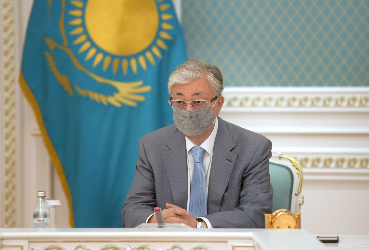 Токаев сообщил о возможном роспуске правительства