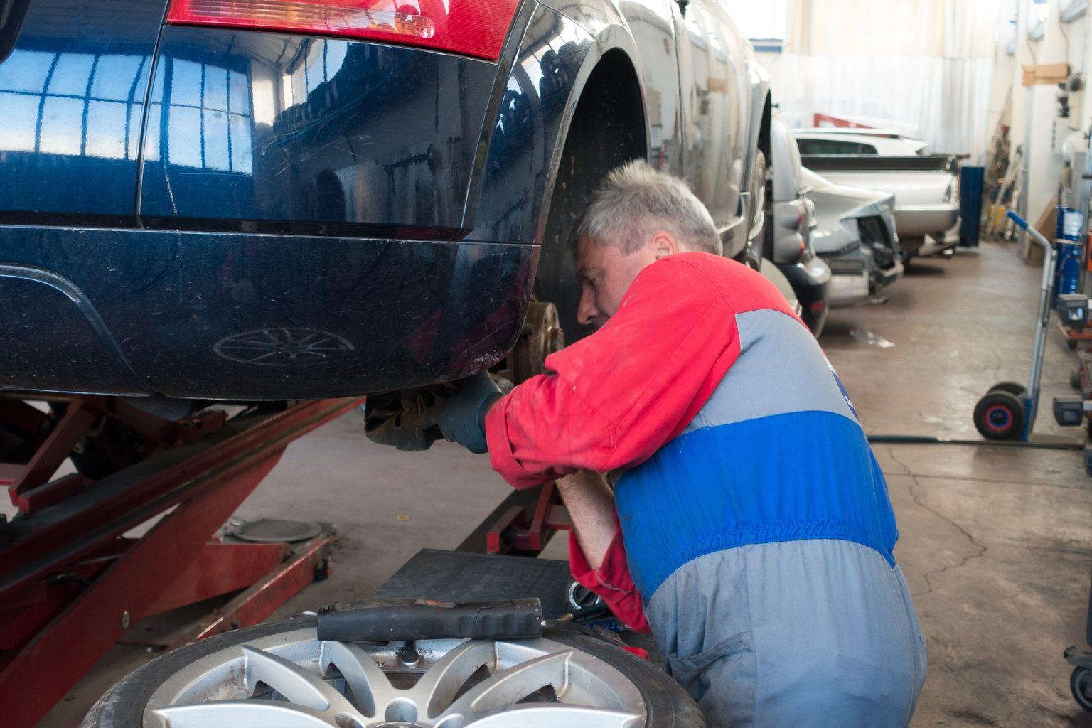 В Казахстане запретят б/у запчасти для автомобилей
