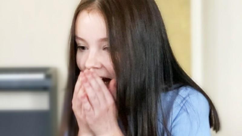 Данэлия Тулешова вновь поразила жюри America's Got Talent