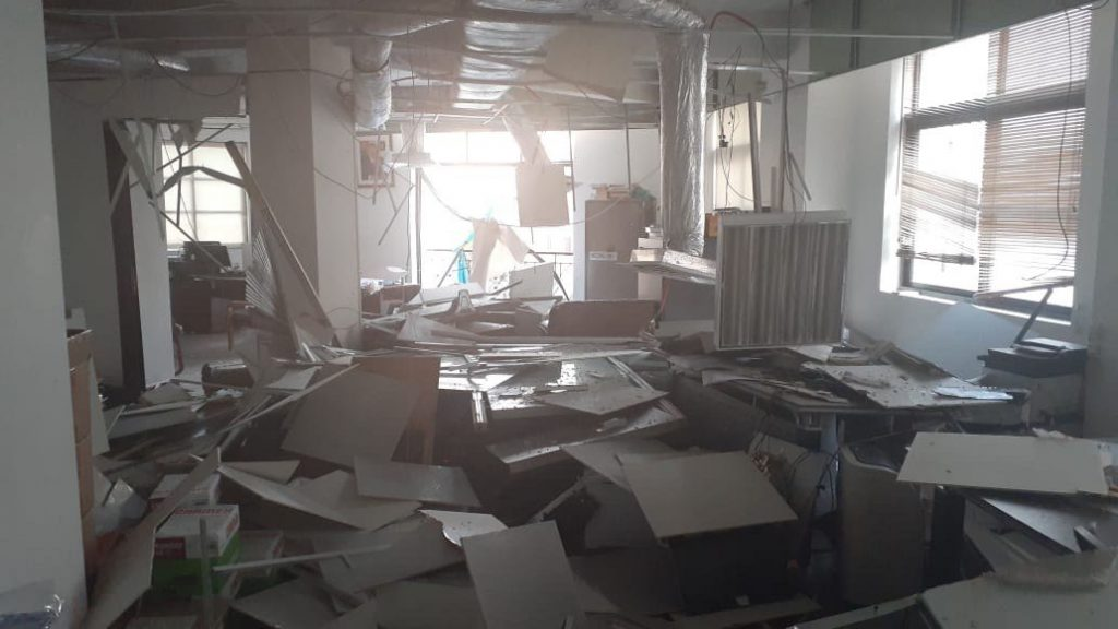 При взрыве в Бейруте пострадал казахстанский консул